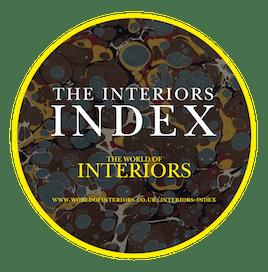 INTERIORS INDEX 1