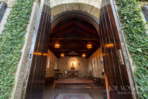 Chapel of Our Lady of La Leche, Mission of Nombre de Dios, St. Augustine, Florida