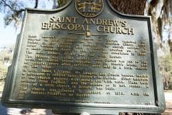 St. Andrew's Episcopal Church, Darien, Georgia