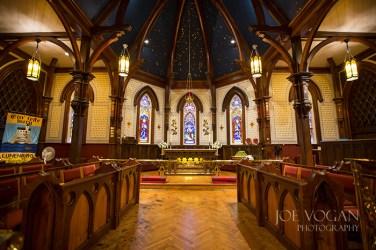 Altar area, St. John's Anglican Church,