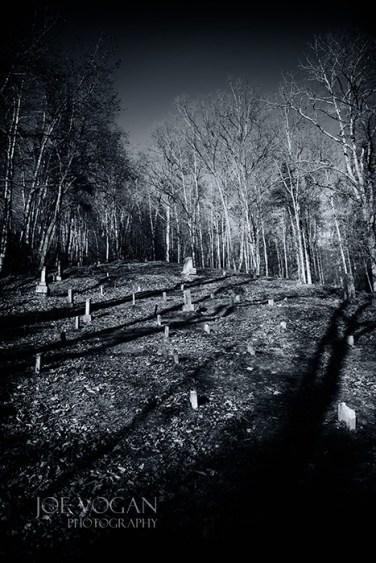Palmer Chapel Cemetery, Cataloochee Valley, Great Smoky Mountains National Park, North Carolina