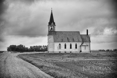Bethel Norwegian Lutheran Church, North Dakota