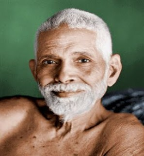 picture of Ramana Marharshi