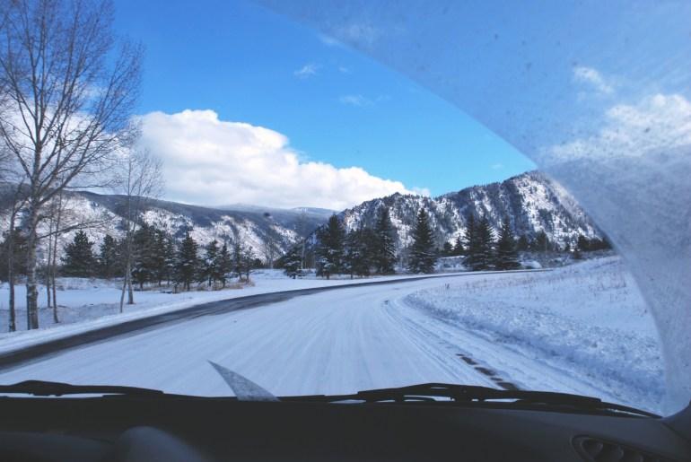 Aspen, CO Road