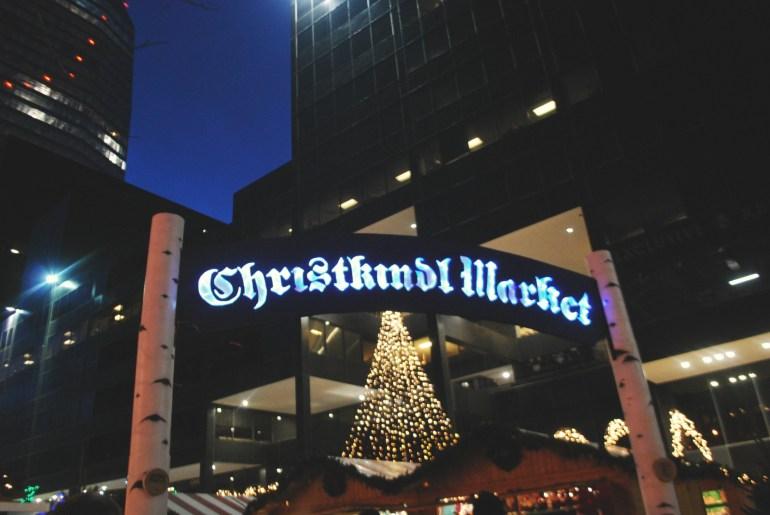 Christkindl Market Denver, CO