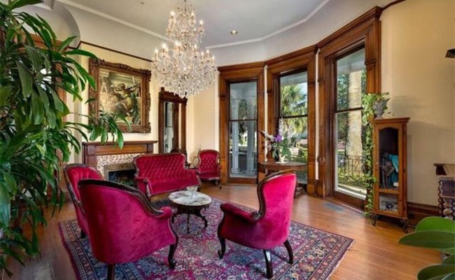 Thomas Sully Mansion Featured On Travel Channel And