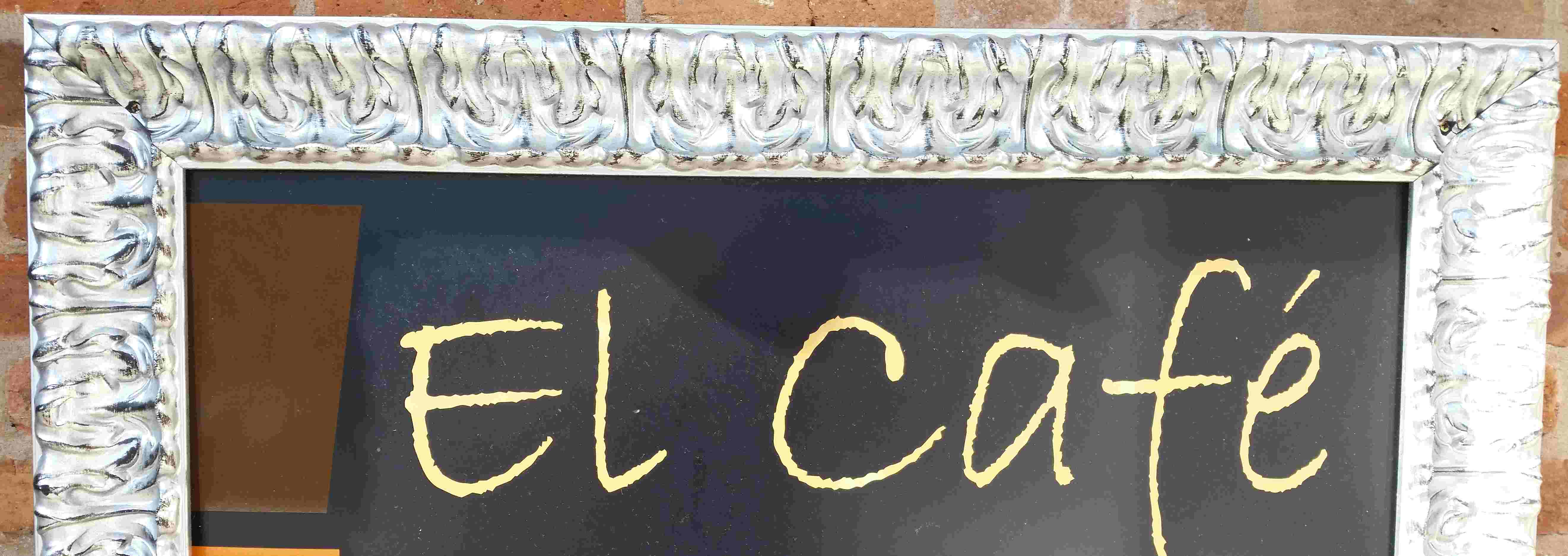 El Cafe', an excellent tapas bar in Shipston on Sour