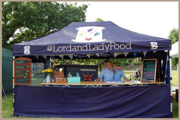 Lord and Lady Food - Gourmet street food.