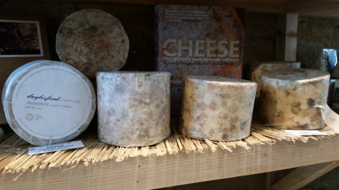 "The cheese shop at Dalesford Organic, one of the best farm shops in the world and the flagship for the ""new"" Cotswolds."