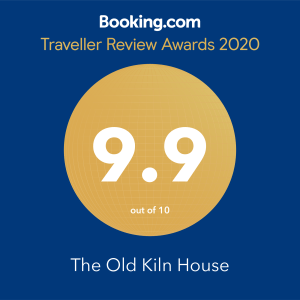 Booking.com Traveller Review Award 2020 print