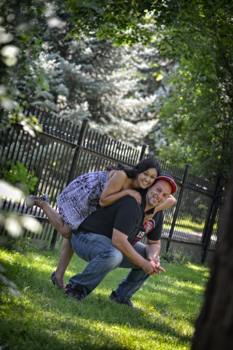 Catherine and Randy Engagement Photography with Photographic Memories Brampton