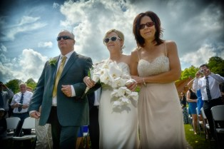 Mom and Dad with Marni and Scott Wedding in Mono Ontario Photography and Video