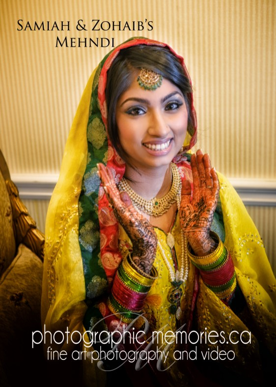 Zohaib and Samiah's Wedding
