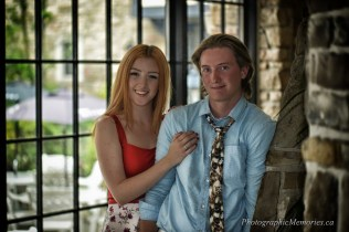 Toronto's The Old Mill Portraits 026