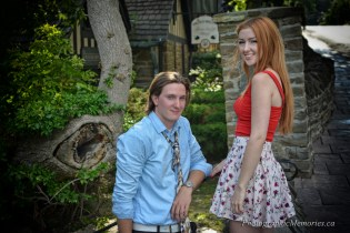 Toronto's The Old Mill Portraits 039