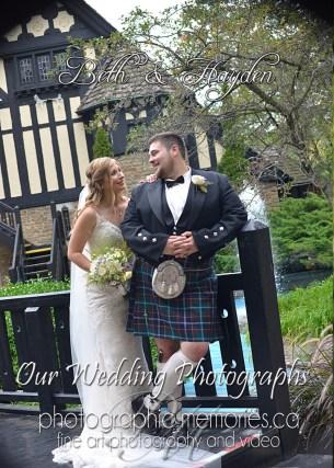 Beth Hayden wed