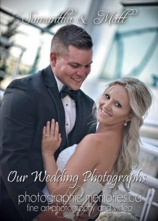 samantha & matt wed