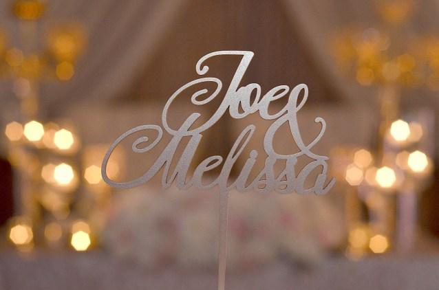 788 Melissa & Joe Wed