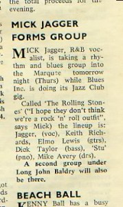 Mick rock n roll news clip