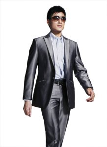 OMB Blog - shiny suit