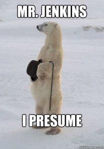 OMB Blog - Old Money Polar Bear