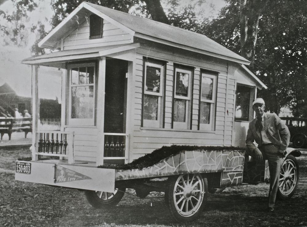 Model T Motor Home, 1929
