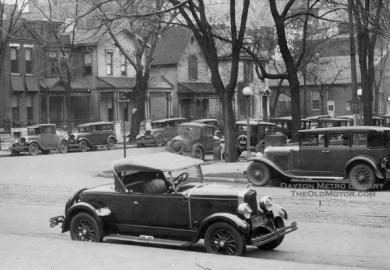 1926 Peerless Car