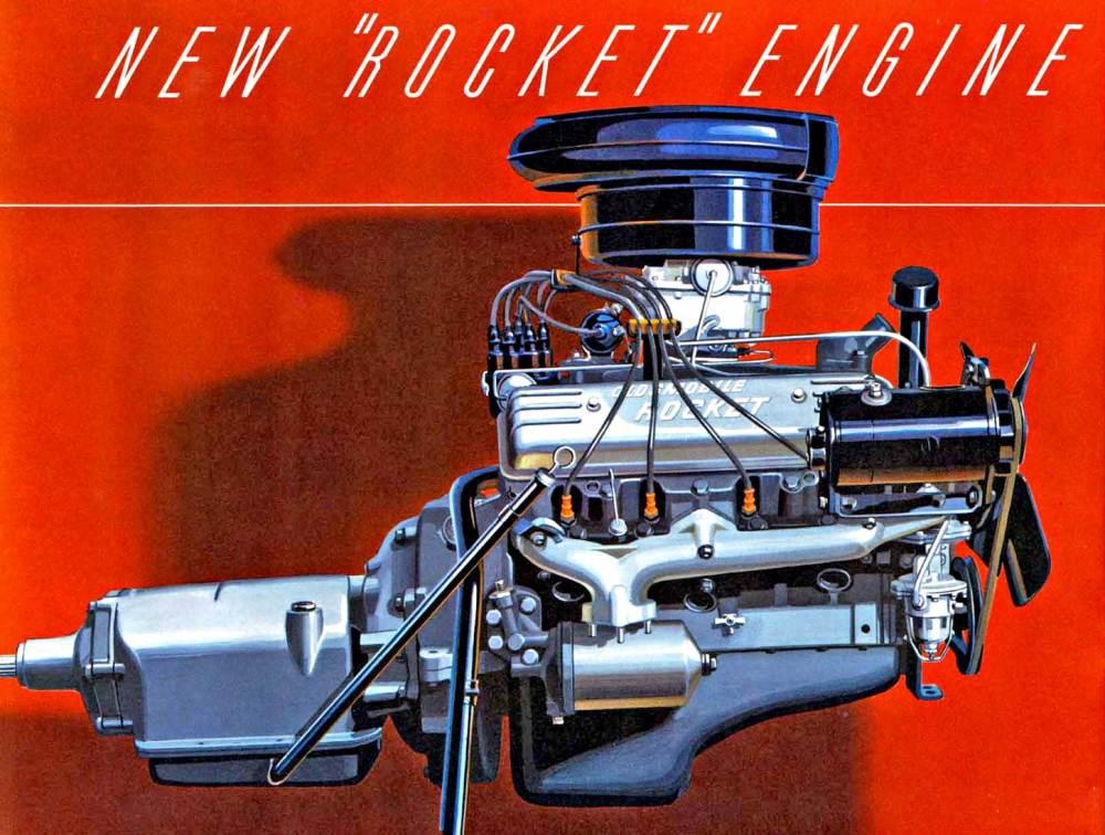 medium resolution of 1949 oldsmobile 303 engine diagram