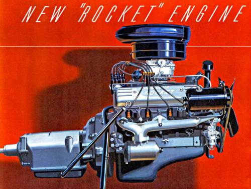small resolution of 1949 oldsmobile 303 engine diagram