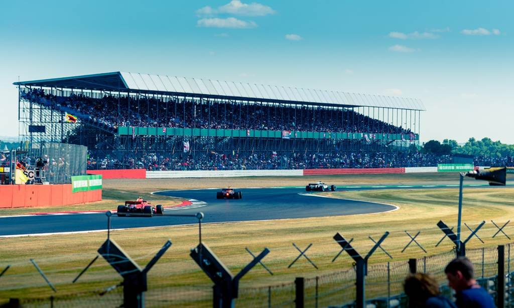 Silverstone F1 Formula One British Grand Prix