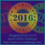 10 Themes I'm anticipating in the AtoZ Challenge