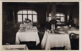 Graf Zeppelin Dining-Lounge