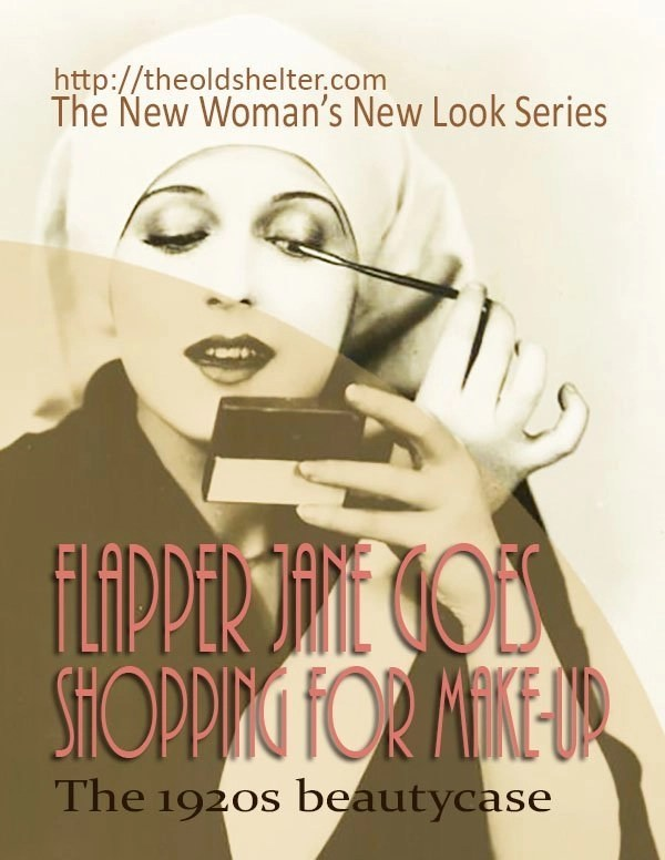 New Woman New Look 3 - Flapper Jane goes shopping for makeup