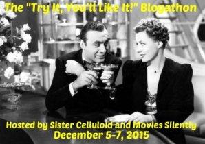 Try It You'll Like It Blogathon 2015