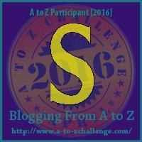 S - Sensuality (AtoZ Challenge 2016)