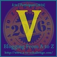 V - Vaudeville (AtoZ Challenge 2016)