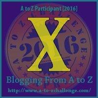 X - XX Century (AtoZ Challenge 2016)