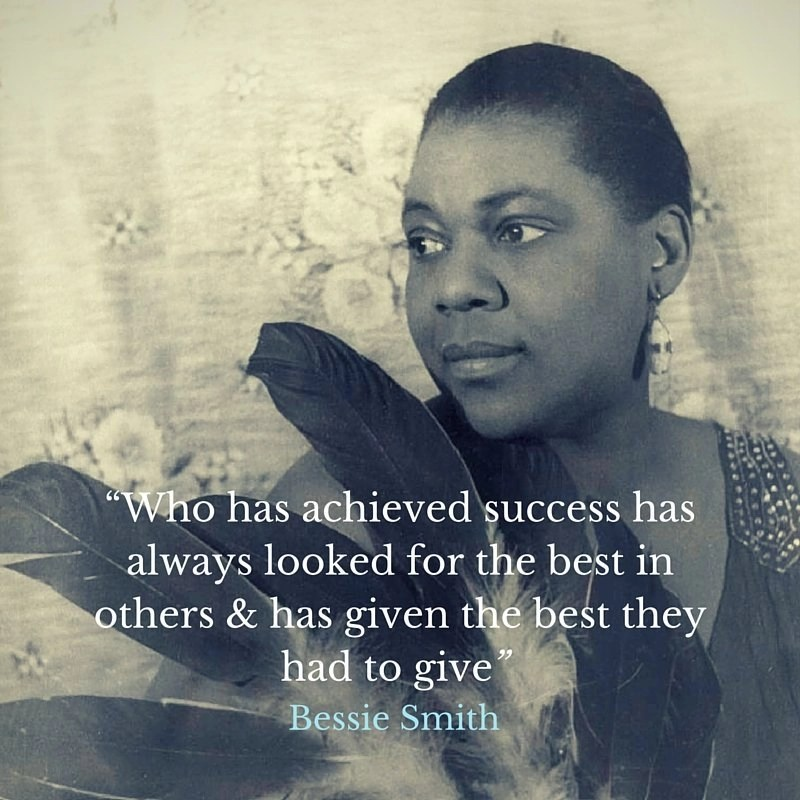 Bessie Smith Quotes Alluring Quotes Atoz Challenge 2016  Jazz Age Jazz