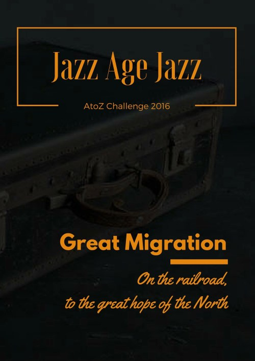 Jazz Age Jazz - Great Migration