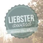 The Liebster Award – Sharing the love