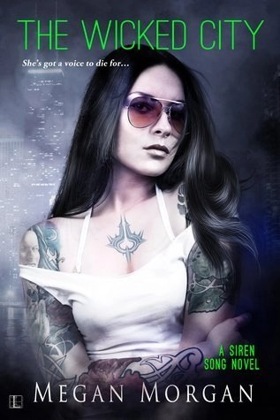 THE WICKED CITY (Megan Morgan) June has flee the laboratories where scientist where trying to pry her gift from her. But her brother is still there and she will need to accept help from very weird people in order to save him