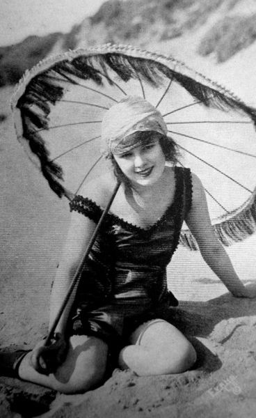 Mack Sennett bathing beauty by Evans LA
