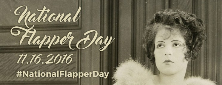 National Flapper Day - An initiative of www.moviesilently.com