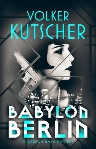 BABYLON BERLIN (Volker Kutscher) - Berlin, 1929. Detective Inspector Rath, was a successful career officer in the Cologne Homicide Division before a shooting incident in which he inadvertently killed a man. He has been transferred to the Vice Squad in Berlin, a job he detests, even though he finds a new friend in his boss, Chief Inspector Wolter. There is seething unrest in the city and the Commissioner of Police has ordered the Vice Squad to ruthlessly enforce the ban on May Day demonstrations. The result is catastrophic with many dead and injured, and a state of emergency is declared in the Communist strongholds of the city.