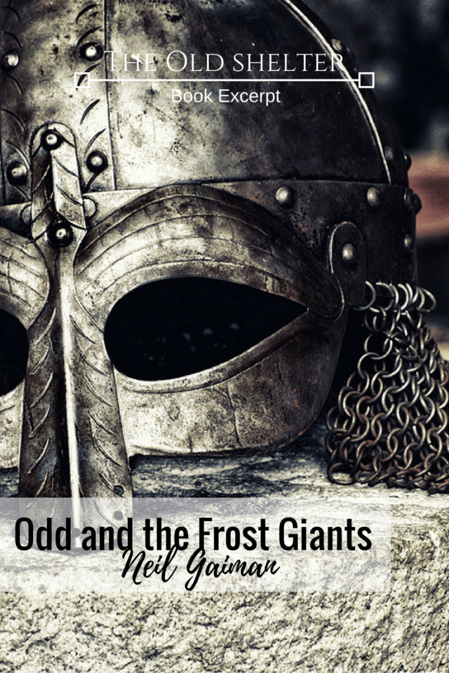 odd and the frost giants pdf