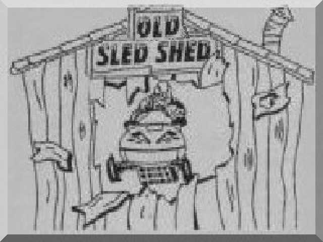 The Old Sled Shed: Peterborough Sled-A-Rama 2001 vintage