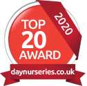 Day Nurseries Top 20 Award 2020