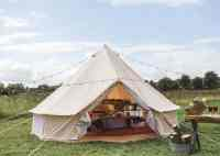 A Glamper's Dream: The Dream House Bell Tent