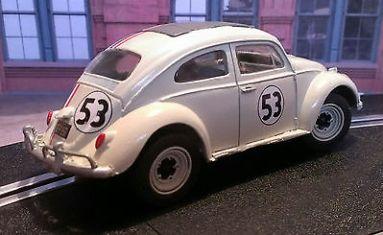 Herbie Love Bug Volkswagen Beetle 1:32 slot car, scalextric