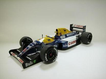 EXOTO 1/18 - 1992 Williams-Renault FW14B Nigel Mansell